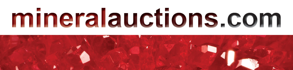 MineralAuctions.com is the premiere online mineral and gemstone auction site run by The Arkenstone, www.iRocks.com