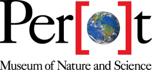 The Perot Museum of Nature and Science Logo, an Arkenstone Recommended Site