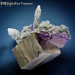 Pyrite and Fluorite-Crystalline Treasures thumbnail