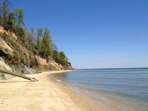 Chesapeake Bay - Biomineral Locality