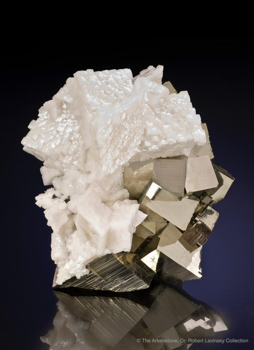 dolomite-pyrite-shangbaomine-china-13cm-jb768-08