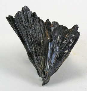 This spray of goethite crystals from Colorado is from a famous mineral locality