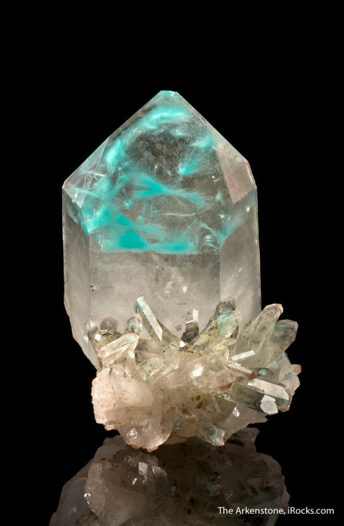 Quartz of Many Colors | iRocks Blog Quartz Crystals Types