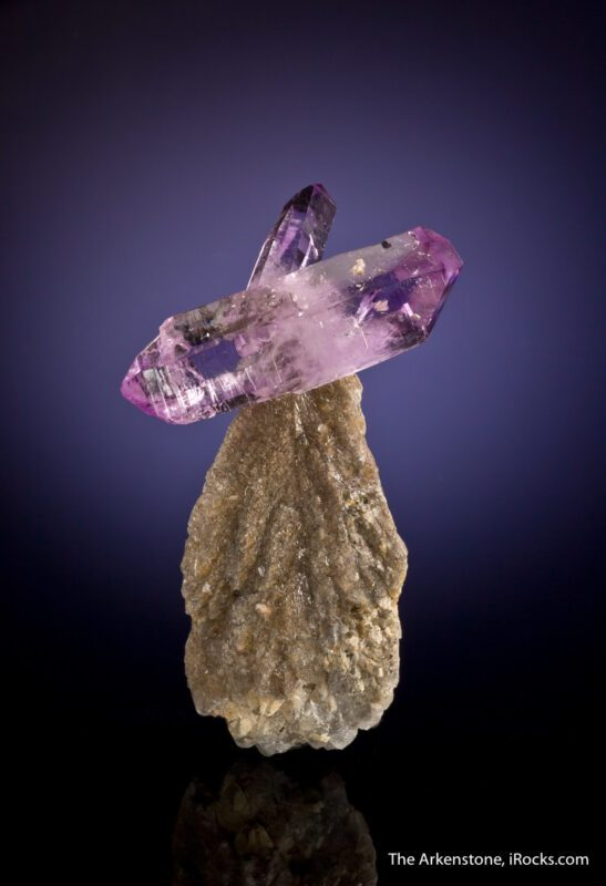 Amethyst is one of the most recognizable gemstones in the world!
