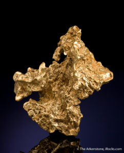 The Ausrox Gold Nugget, one of the largest ever found!