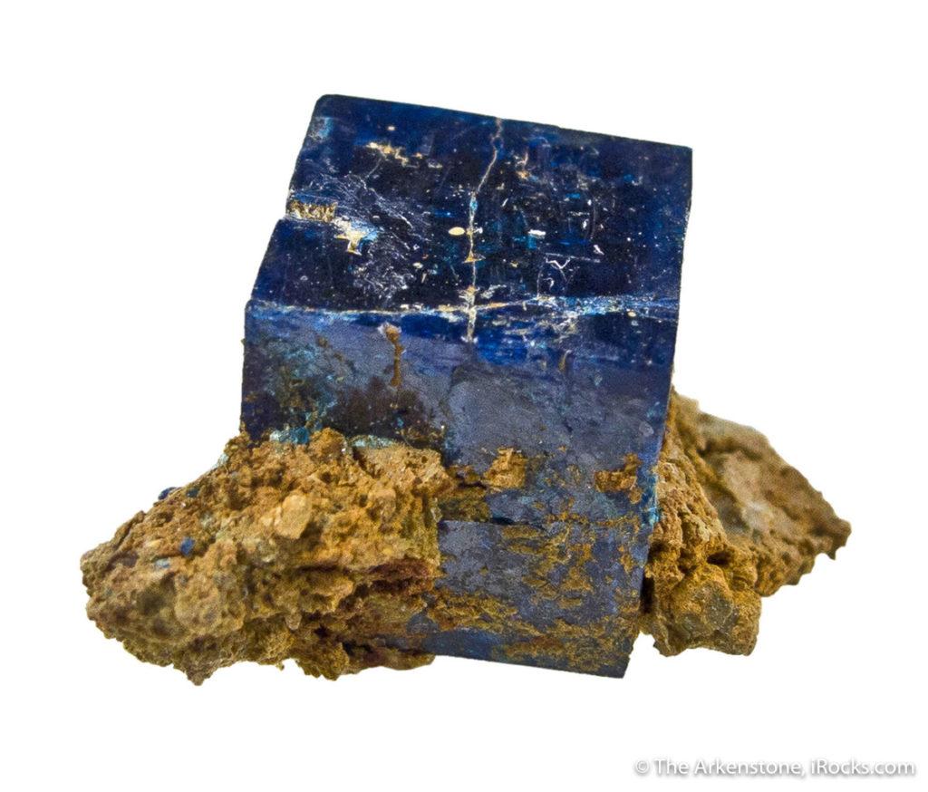 Cubic boleite crystal for sale from iRocks.com - Baja California, Mexico crystal