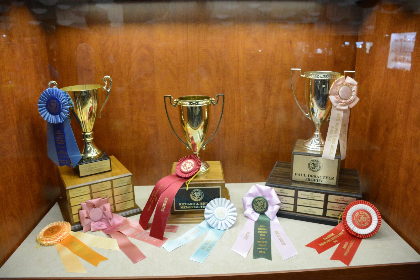 Desautels, Bideaux, Romero TGMS Trophies