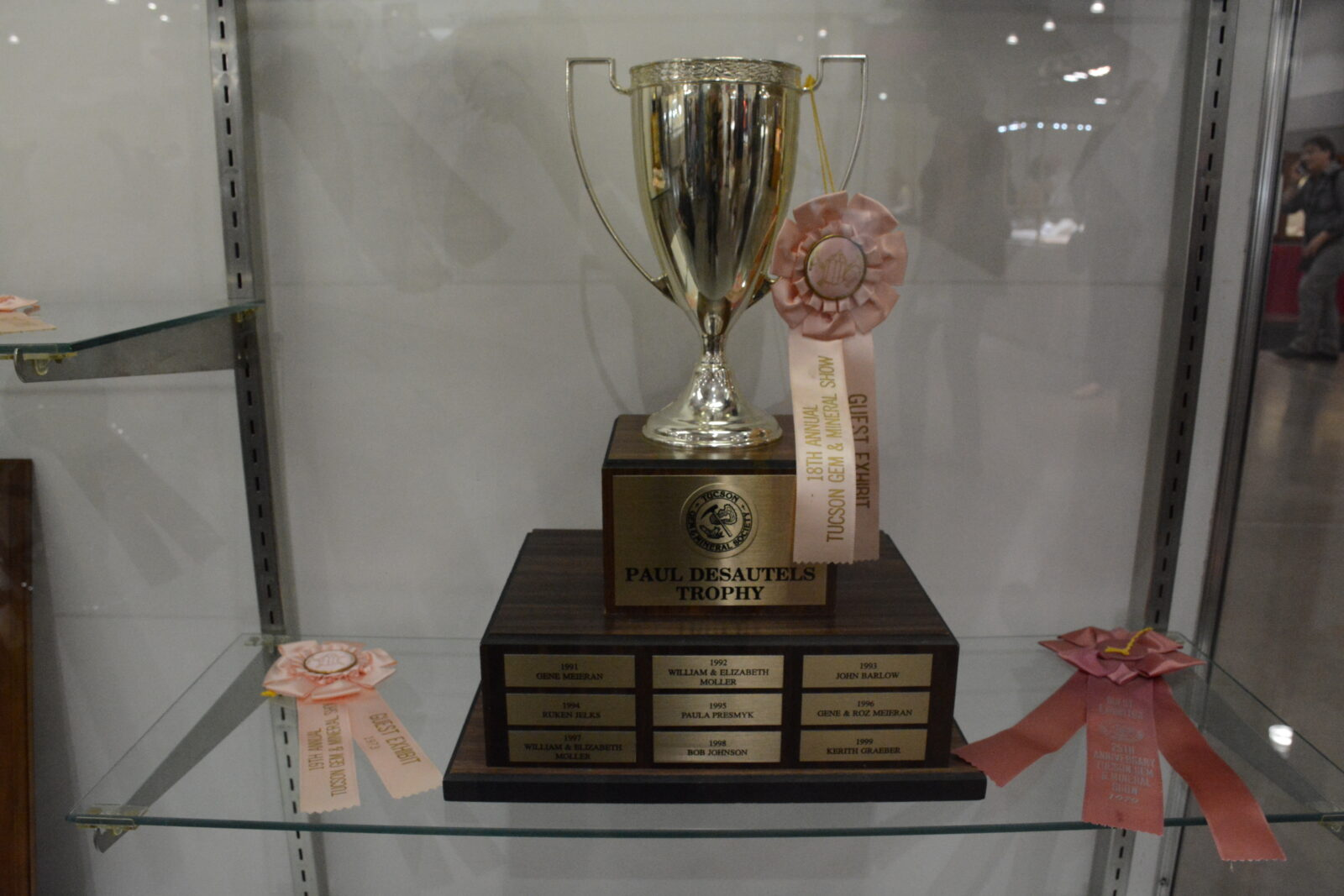 TGMS Paul Desautels Trophy