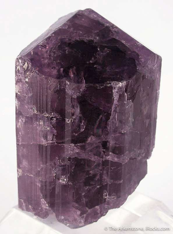 This largest crystal good condition I able amazingly impactful sheer