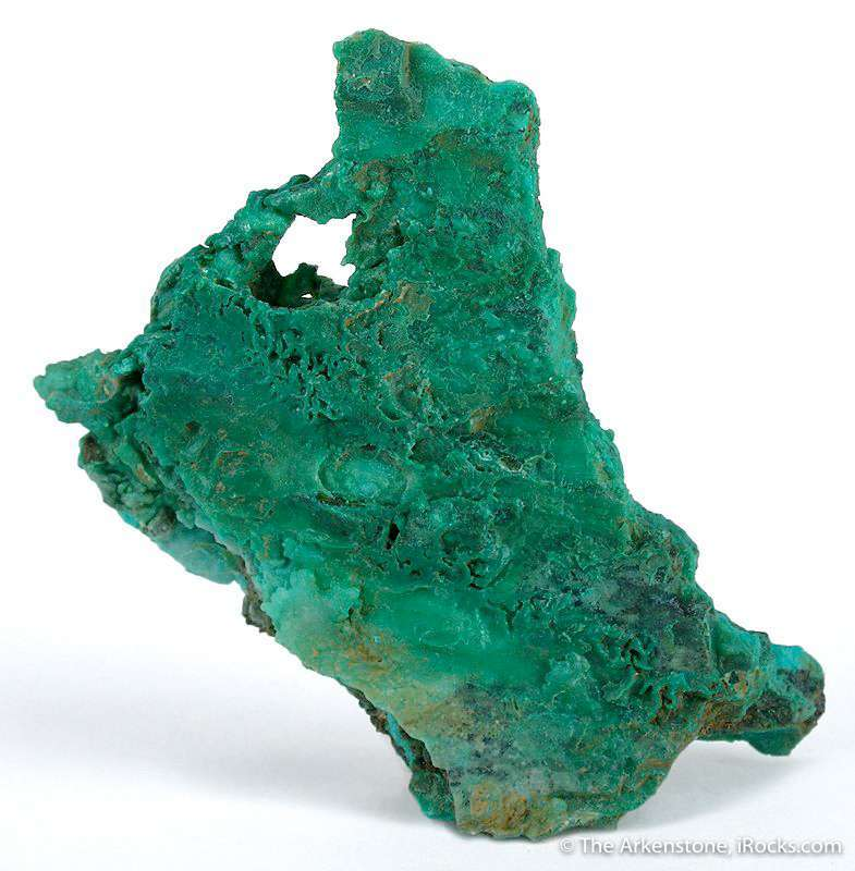 This attractive specimen primarily composed solid mass rare mineral