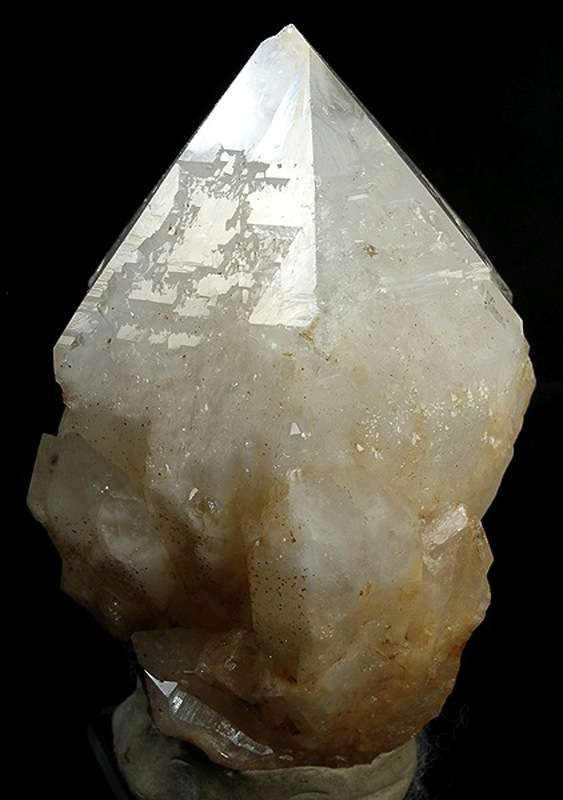 A large robust complete quartz crystal classic old locality specimens