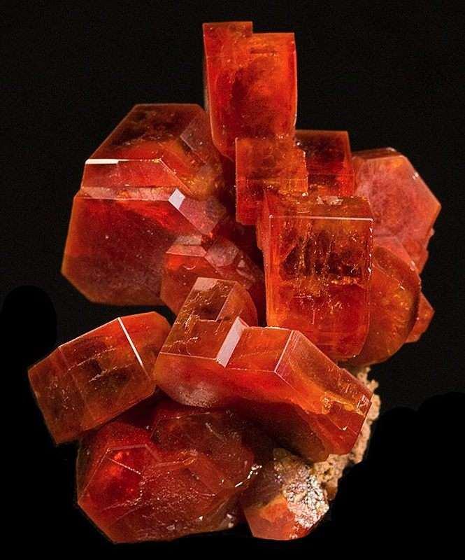 A stunning miniature cogwheel like form superb radiating crystals A