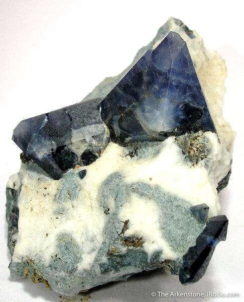 Long postulated discovered 1907 strange titanium mineral Benitoite