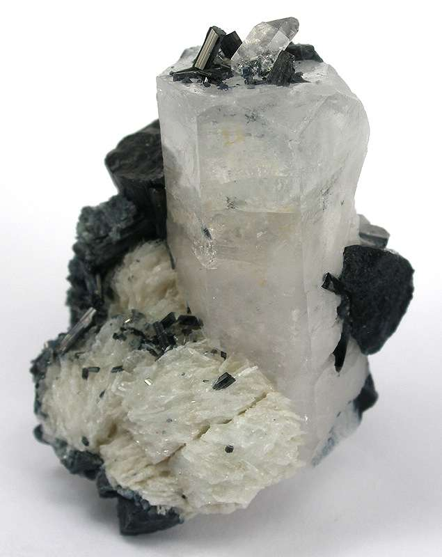 An unusual goshenite specimen briefly mined claim sadly exhausted