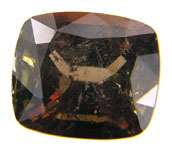 Axinite typically considered collector s stone This particular gem