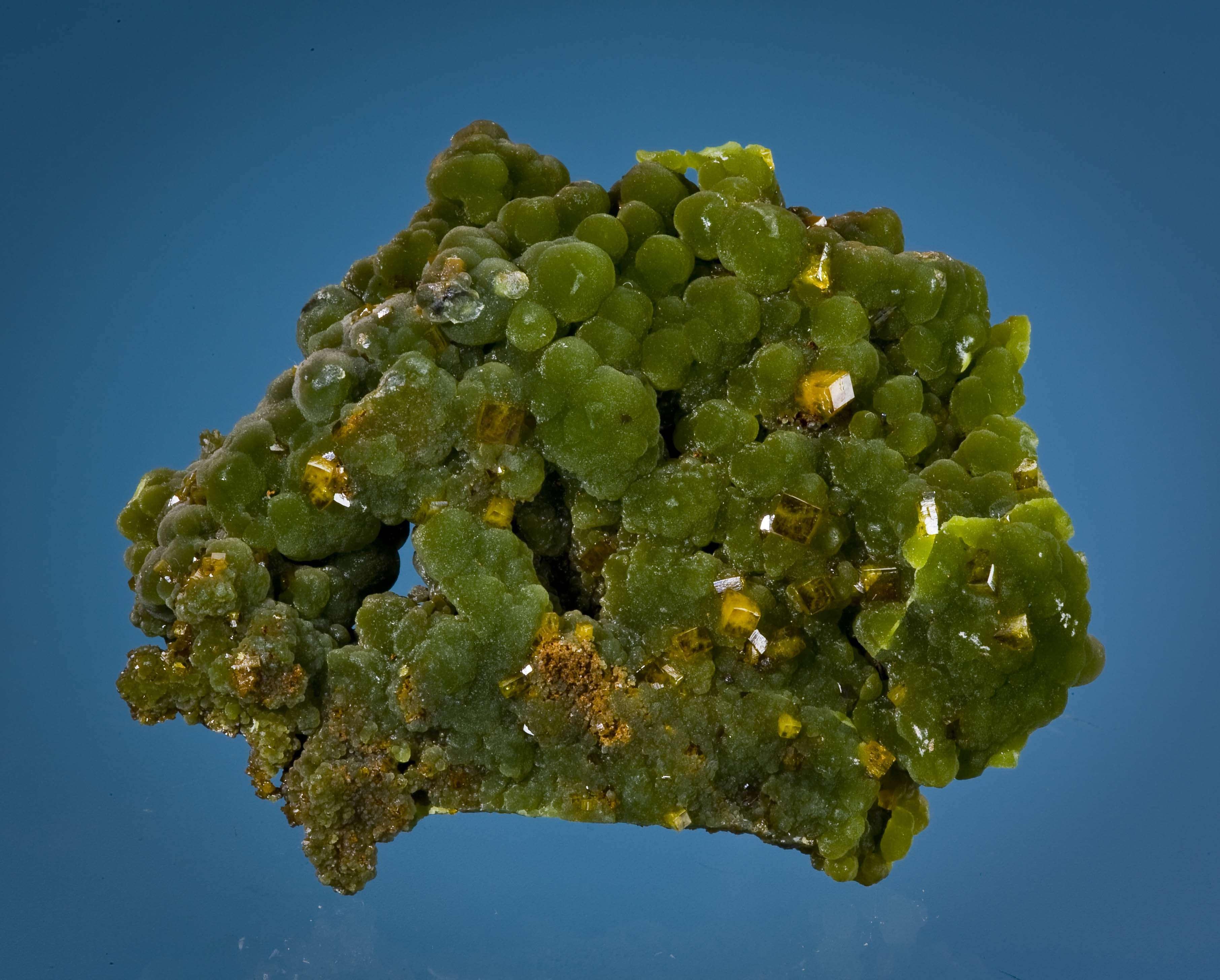 A superb specimen best color luster perfect large miniature size This