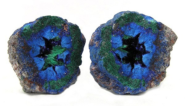 Well jokes aside certainly called Blue Ball Mine This adorable geode