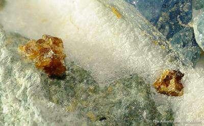 A nice specimen simply good Benitoite Neptunite add lustrous little