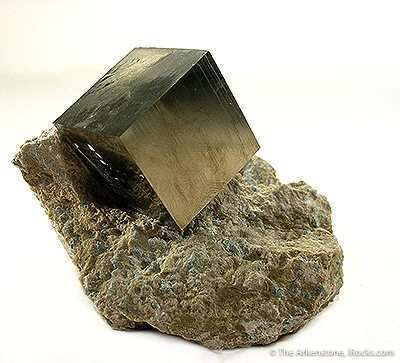 This deposit produced thousands pyrite specimens nice piece