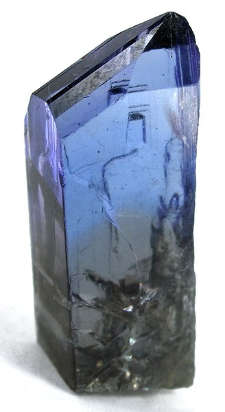 This gorgeous crystal 3 colors natural trichroic crystal present