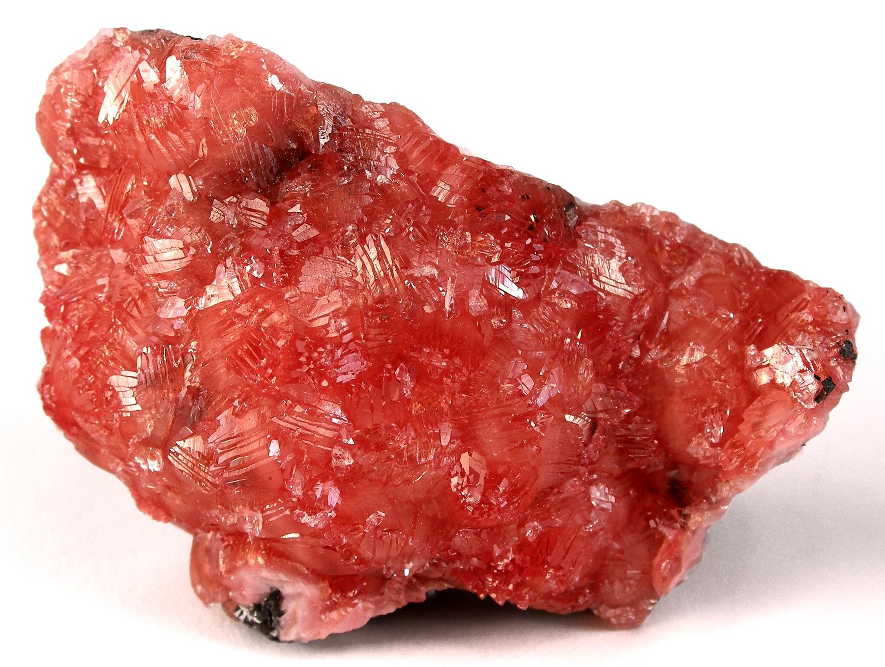 This style rhodochrosite came early 1980s referred wheatsheaves The