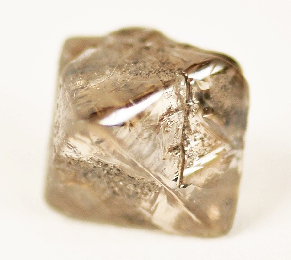 4 8 carats A superb exceptionally sharp crystal