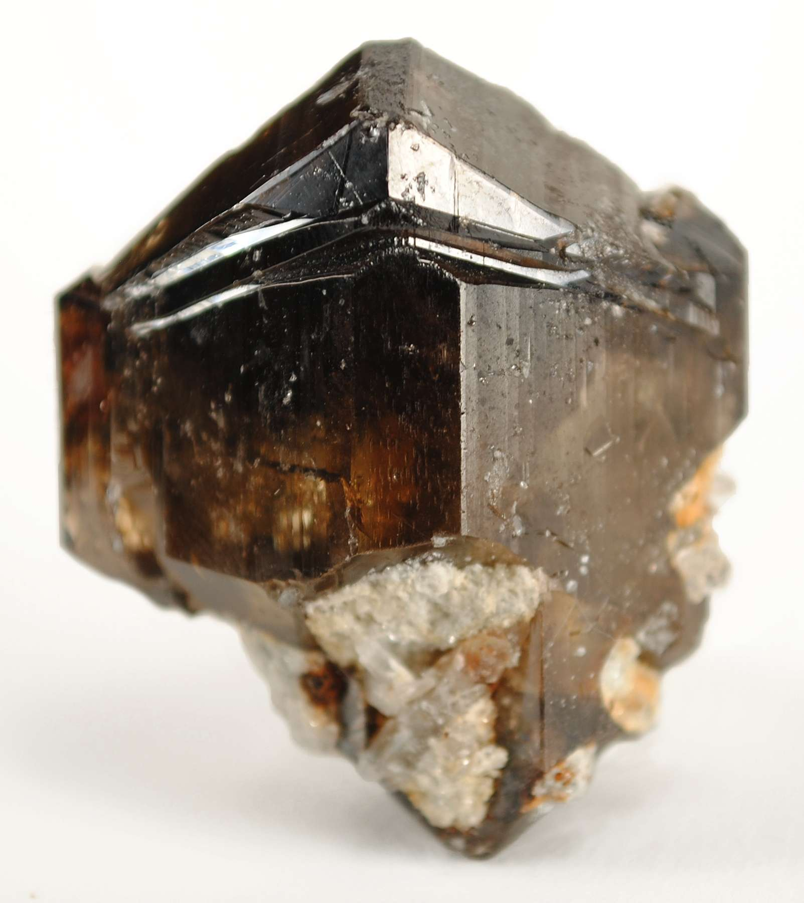 This small remote deposit produced gemmiest cassiterites China old