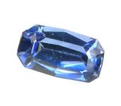 Benitoite popular rare gems vivid blue color fact locality