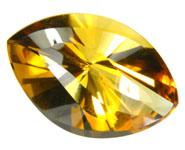 Often times encounters Citrine gems market heated turn yellow