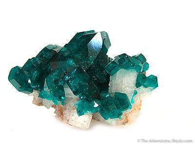 A gorgeous miniature dioptase doesn t break bank specimen features