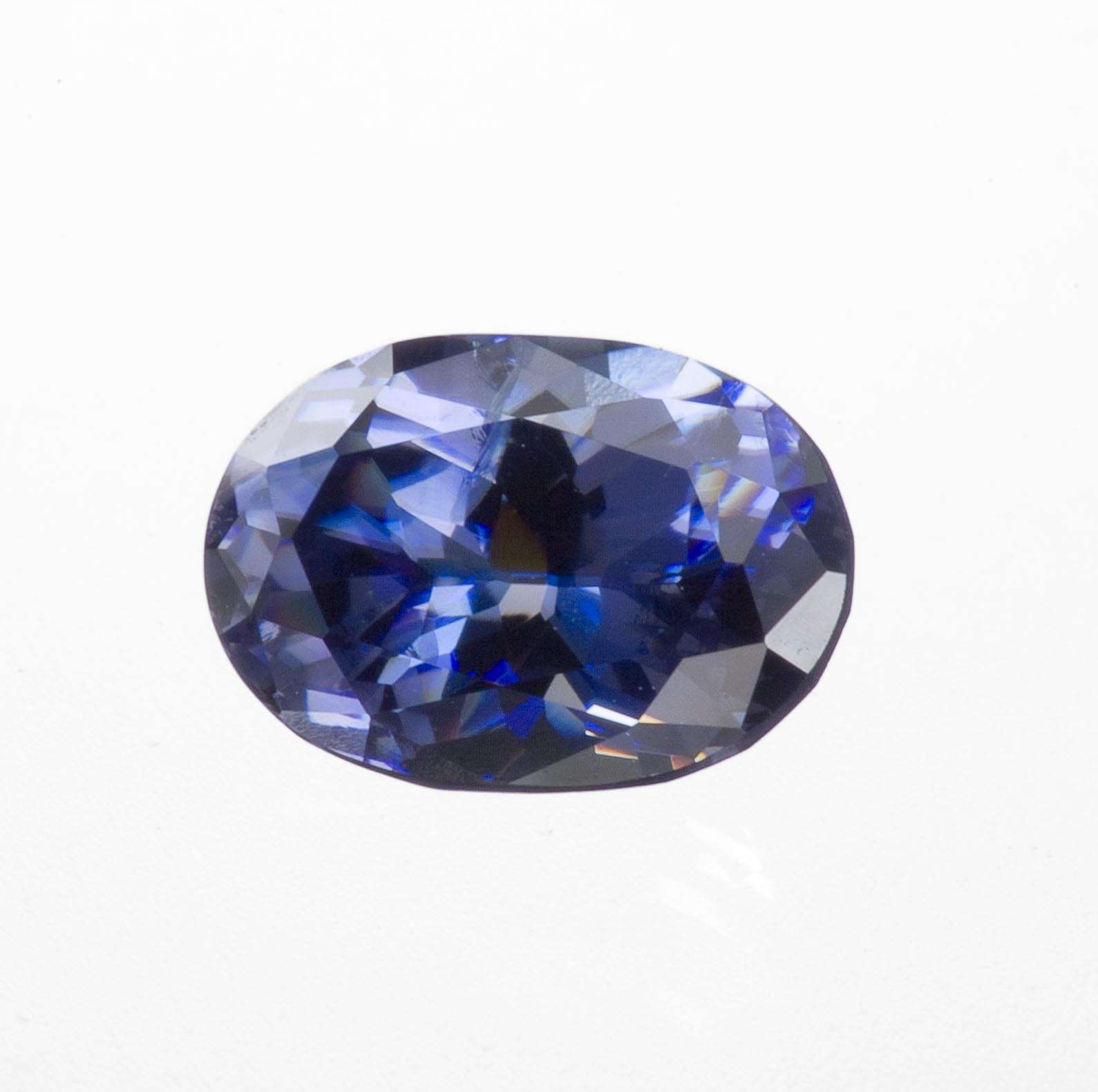 Benitoites excellent gem quality transparency rarely exceed carats