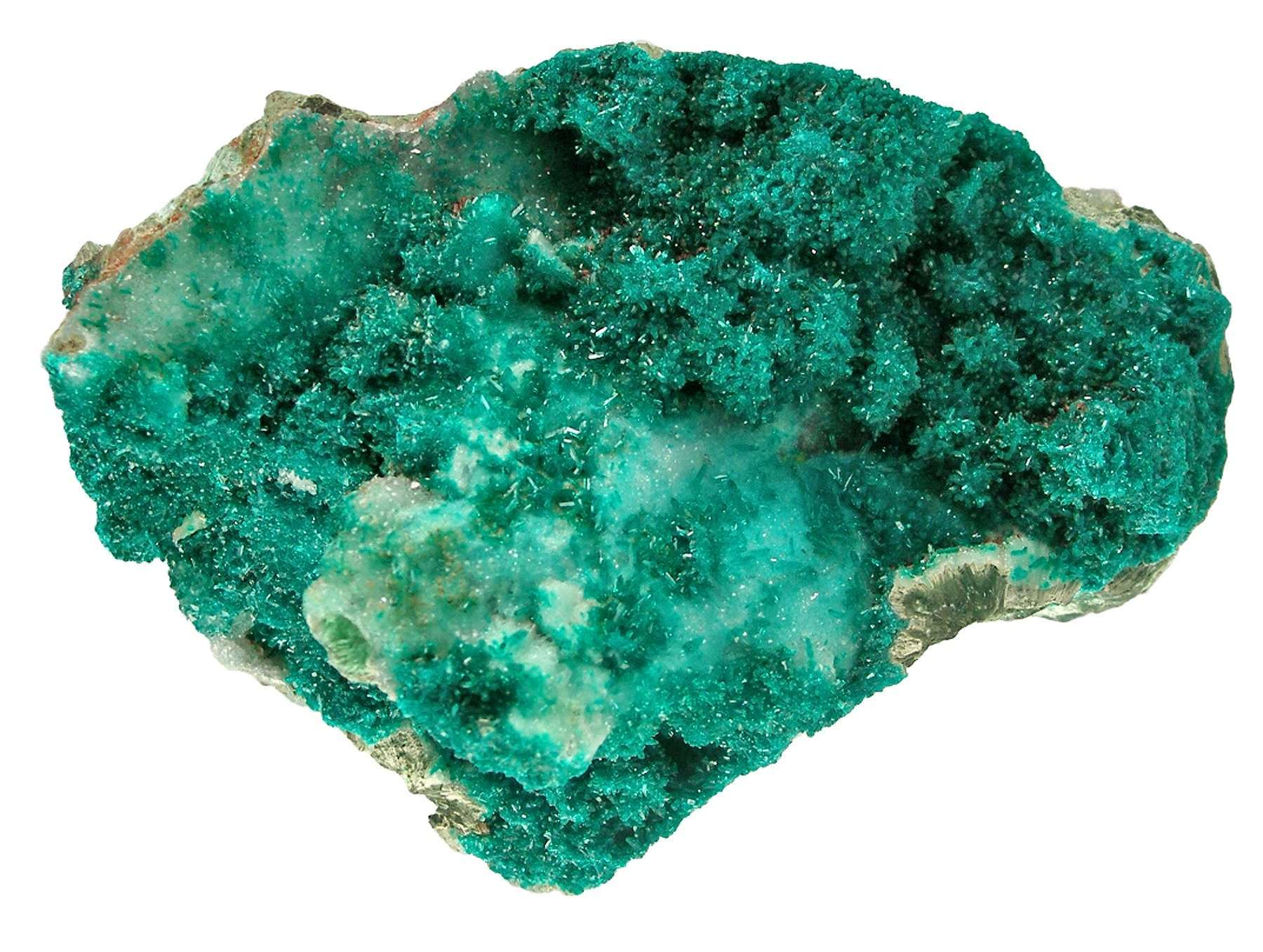 Dioptase Morenci thing rarity seldom large plates quality This