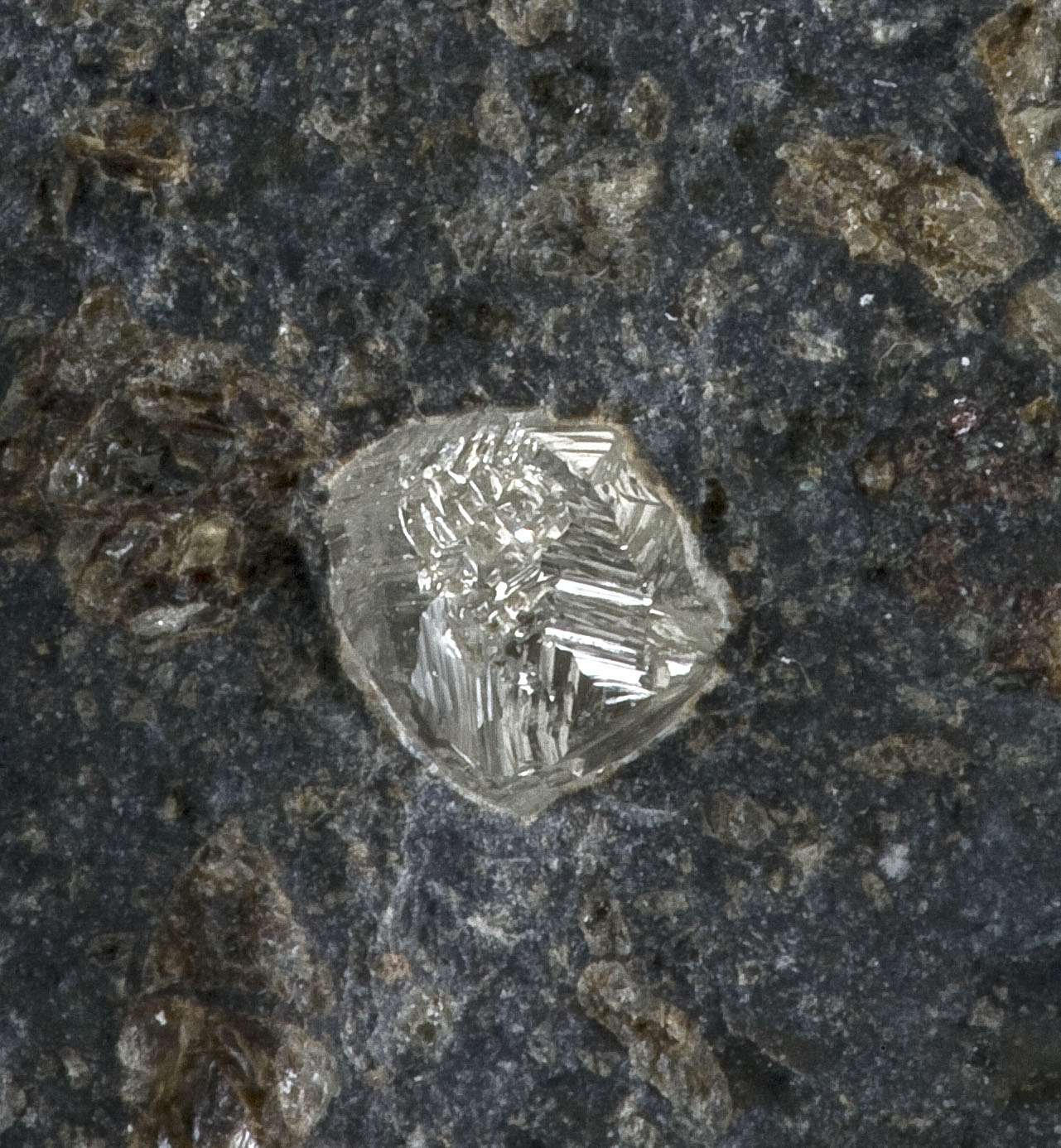Siberia Platinum: Diamond In Kimberlite