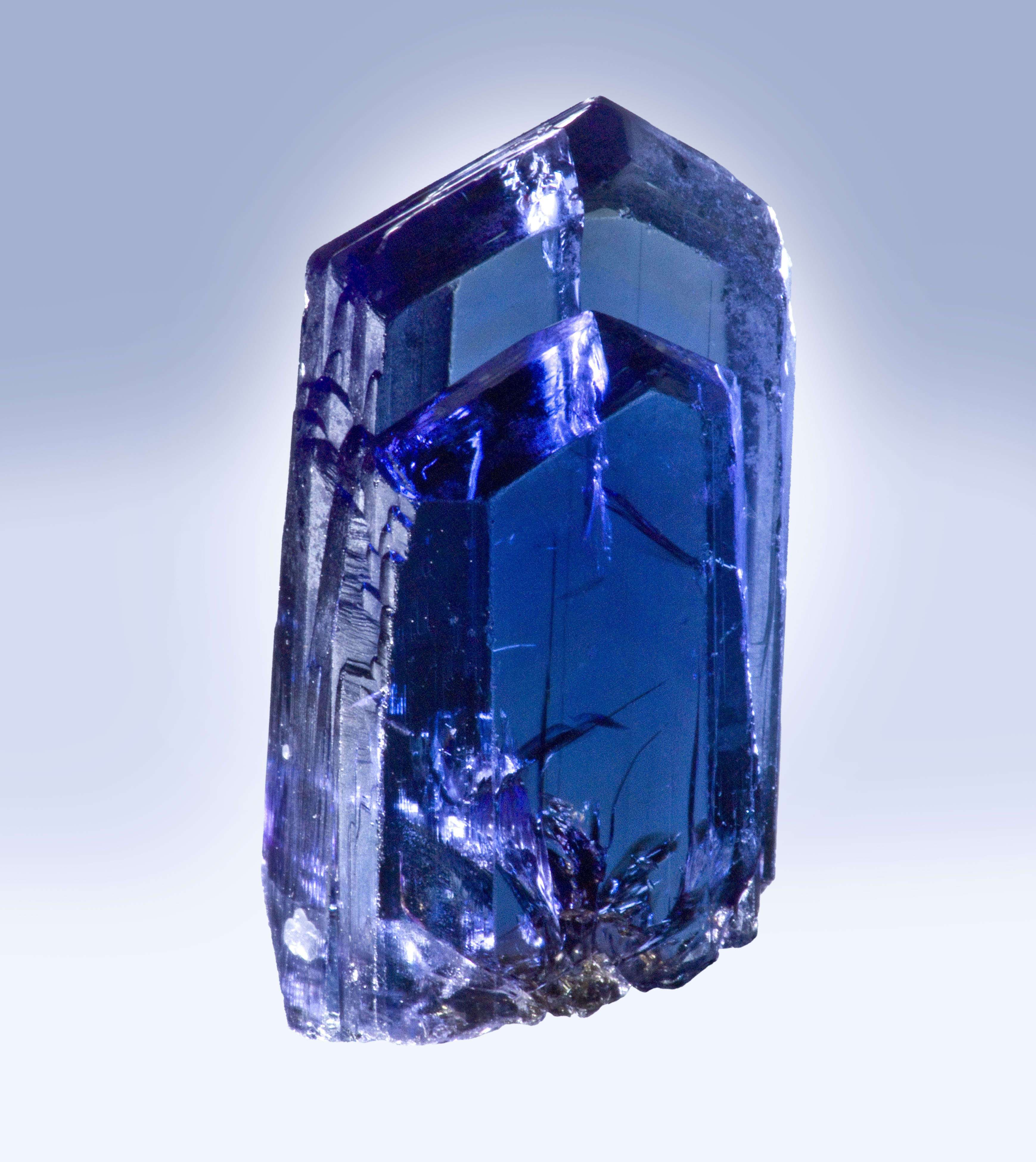 A stunning totally gemmy crystal weighing 36 5cts pure gem rough