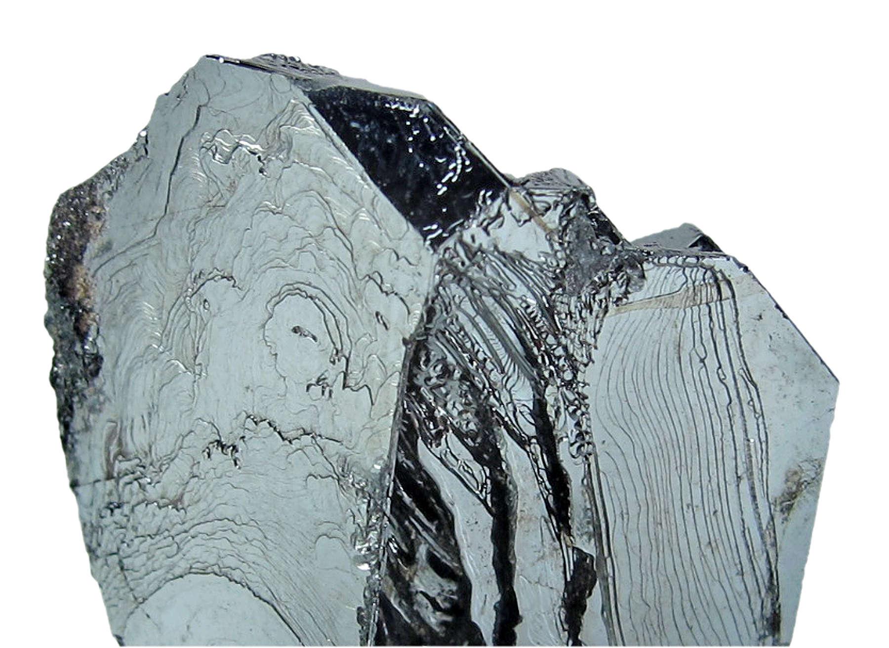 Crystals brilliantly lustrous metallic hematite 2 4 cm length exhibit