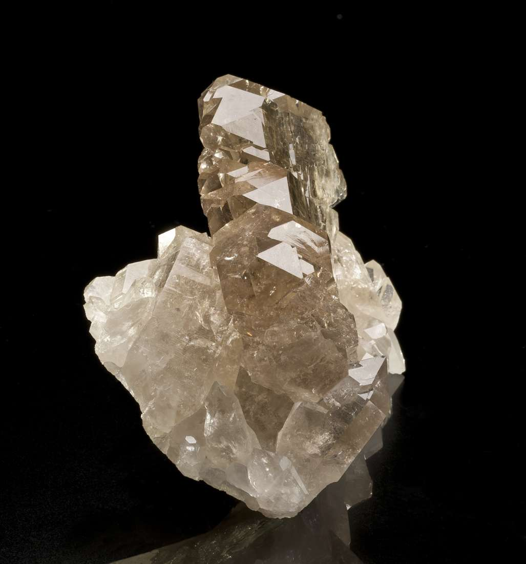 This classic twisted quartz known gwindel classic Russian alpine