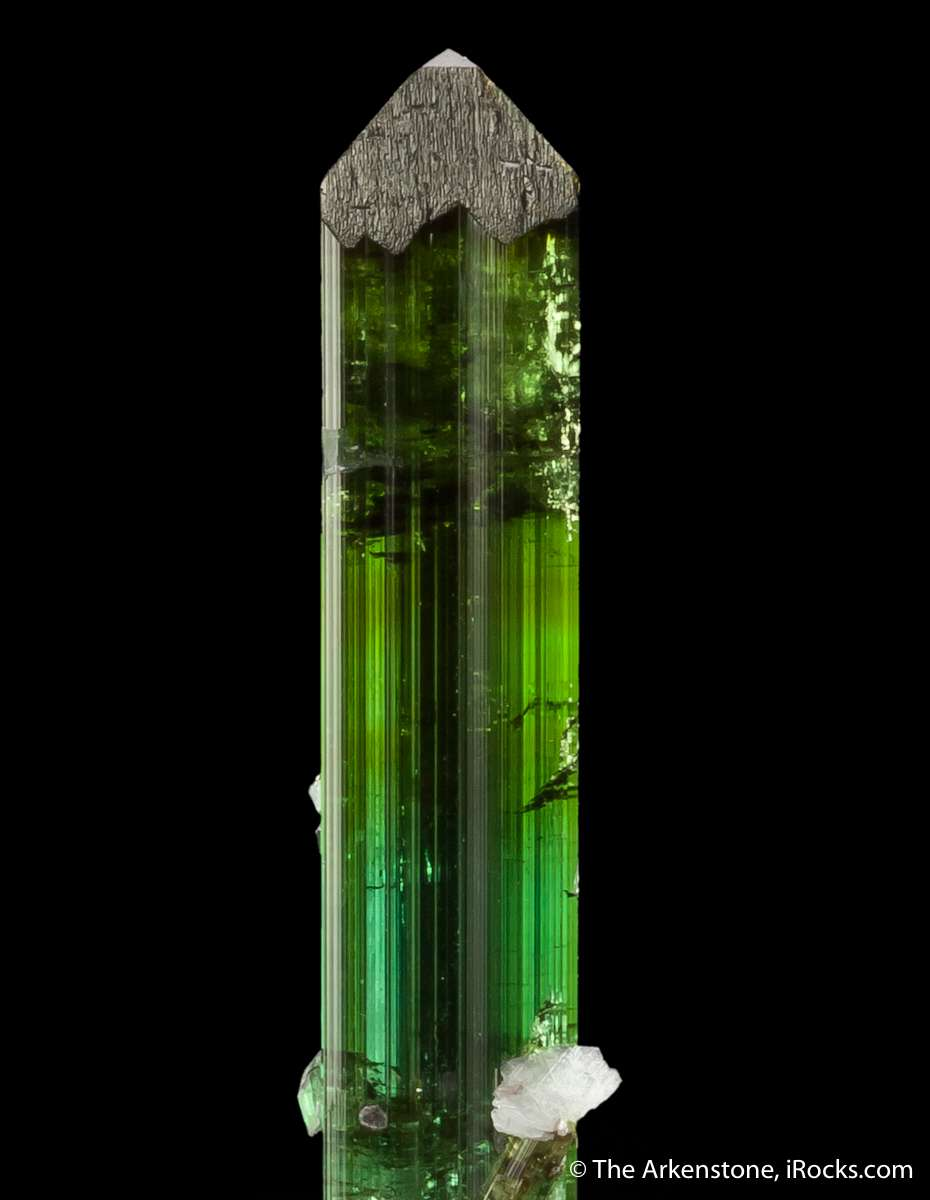 This produced largely short run early 2000s best large tourmaline