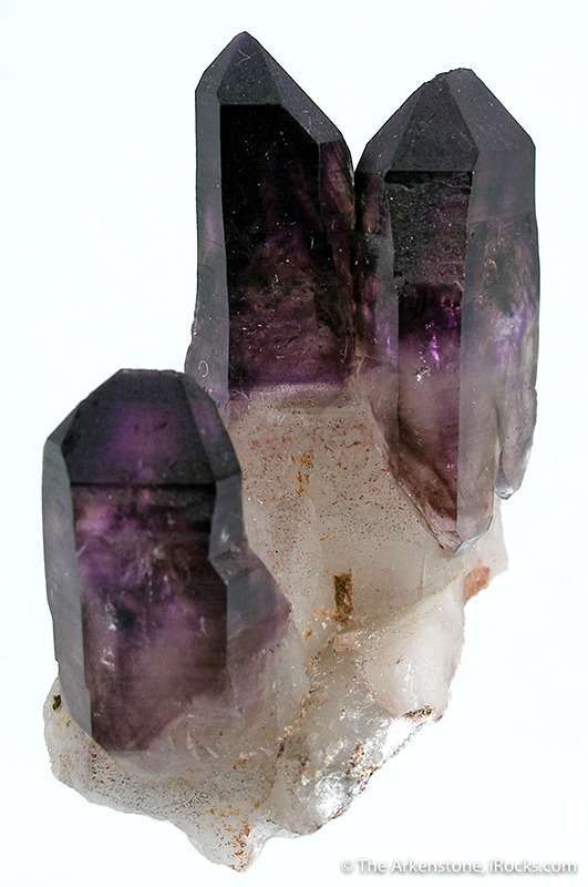 This amethyst specimen Brandberg mountains great example amethyst