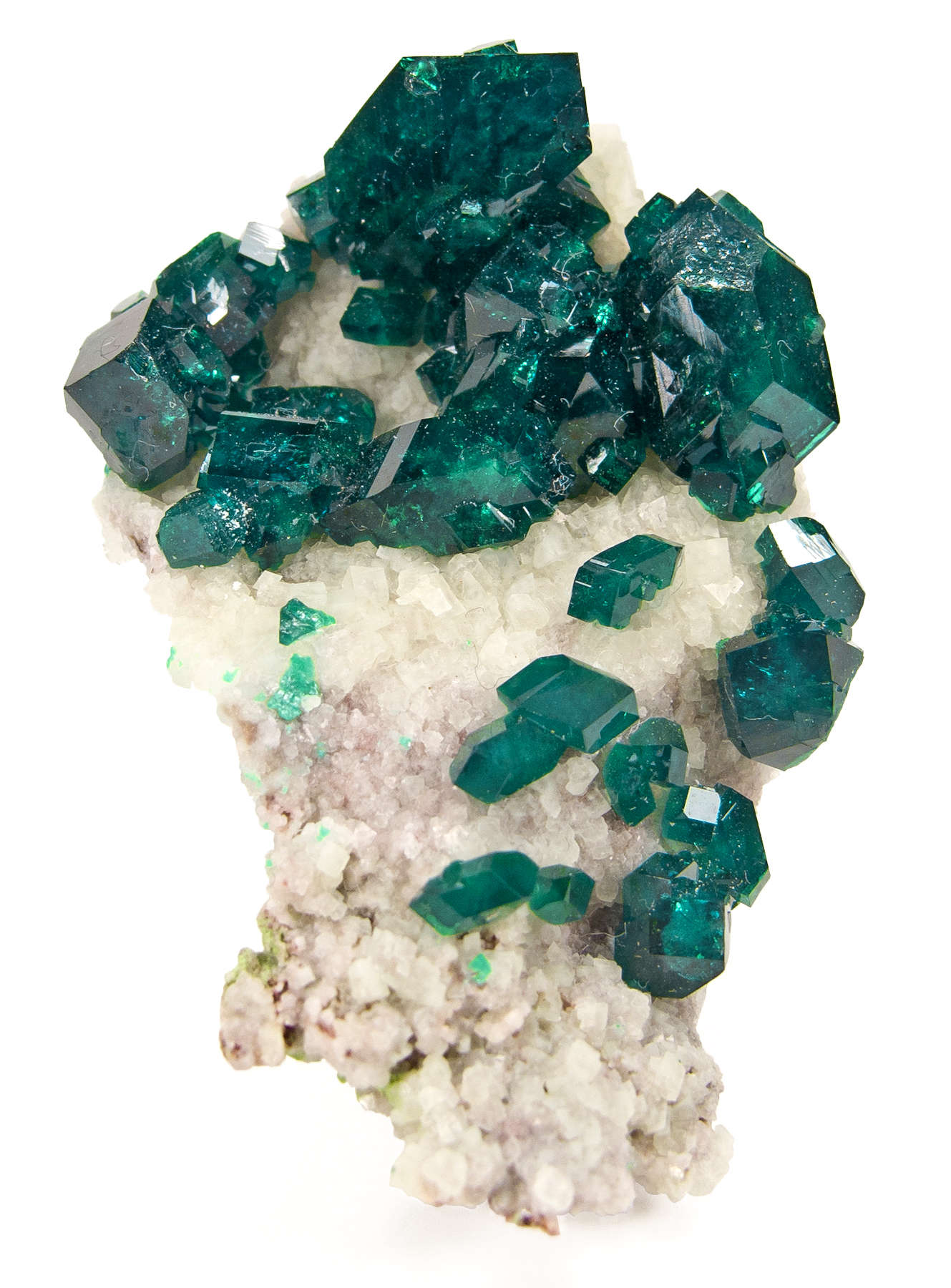 The best dioptase specimens Tsumeb circa early 1980s generally