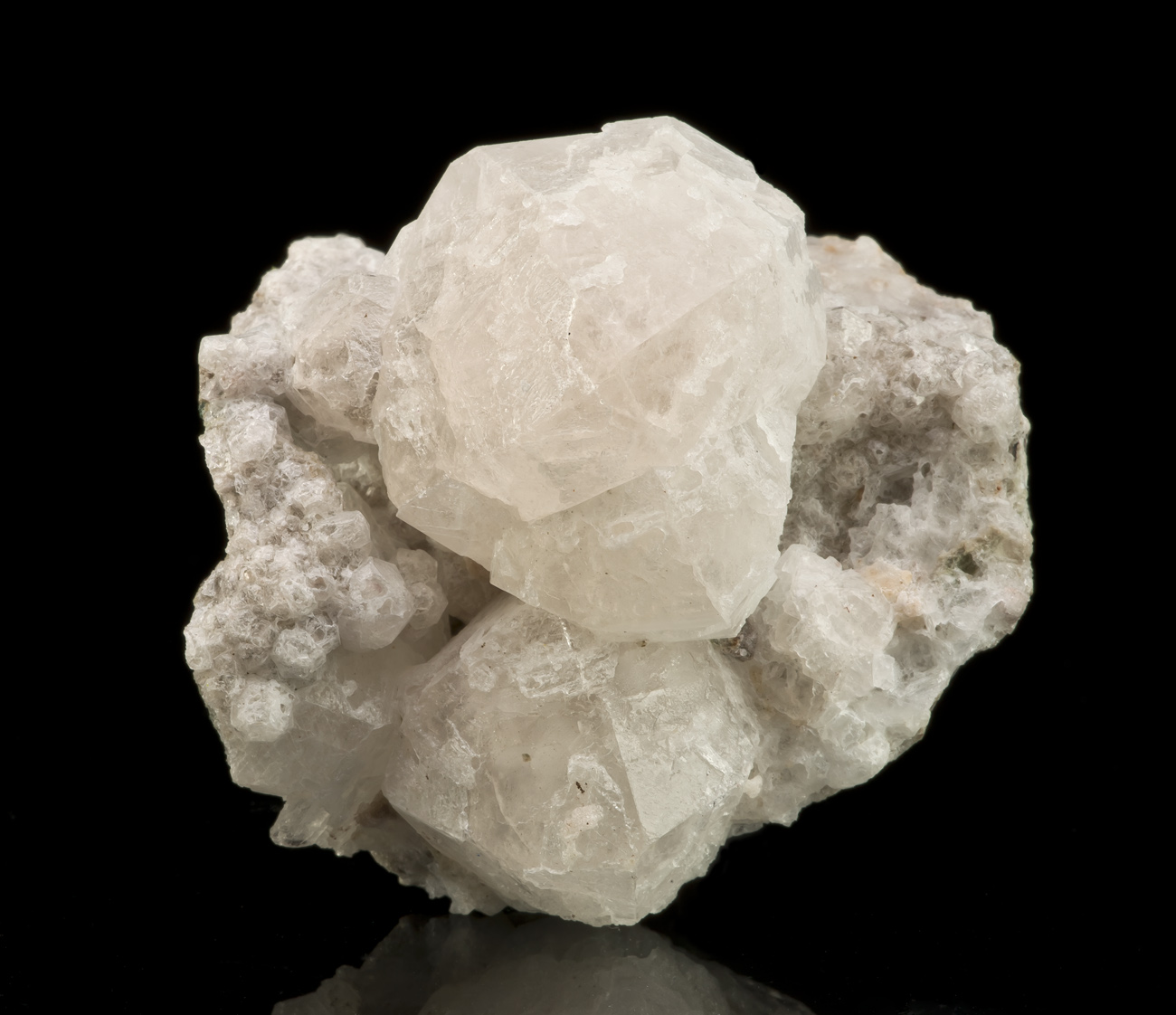 Exceptional crystals locality rare zeolite species Seldom US locality