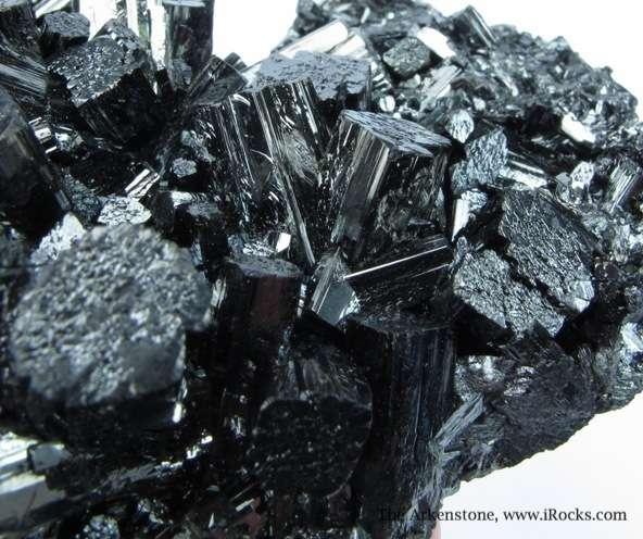 Columnar Crystal Manganite Plate Germany iRocks Fine
