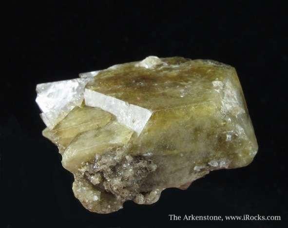 Large Fine Medium Brown Mellite Crystal Hungary Irocks Fine
