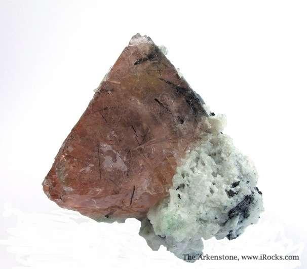 Pink Fluorites coveted world good example Himalaya Mountain Range