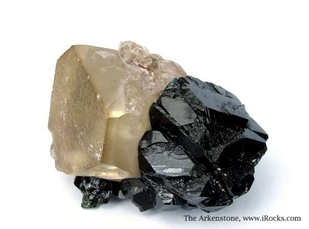 Distinctive combination piece Brumado Mine Brazil The produced