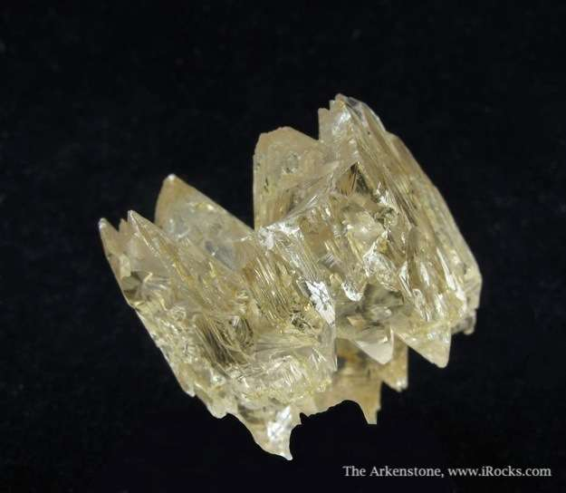 Gorgeous atypical Topaz Shigar valley Pakistan This sinegle doubly