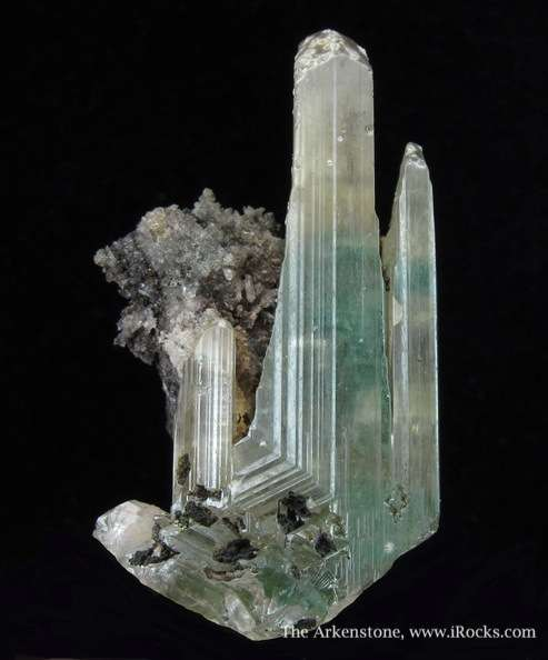 Rare I told pocket Sharp gemmy blades twinned Cerussite The largest