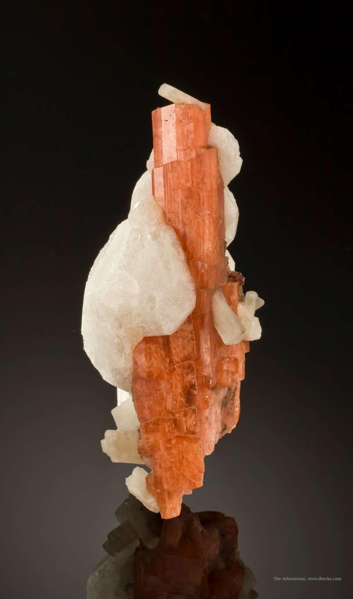 Serandite occurs good crystals classic Canadian locale particular