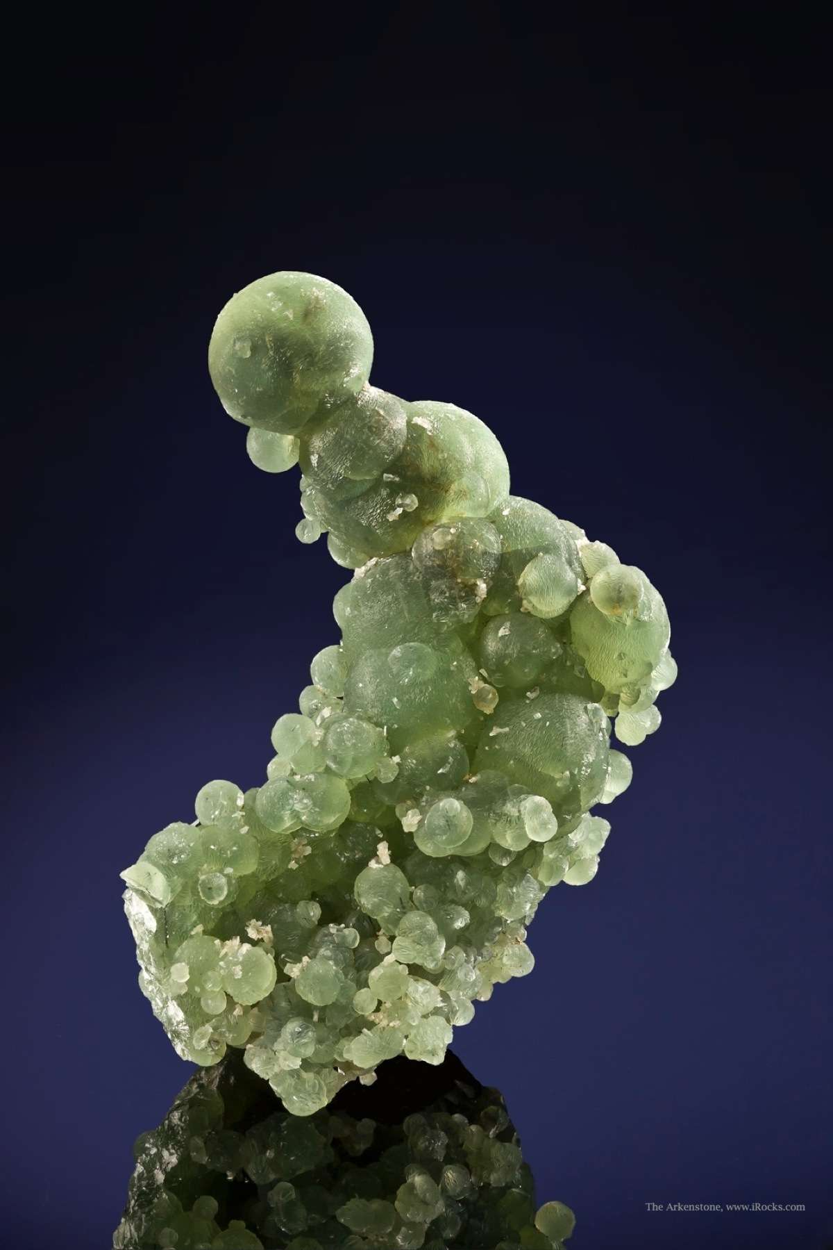 A superb prehnite certainly finest examples contender best species