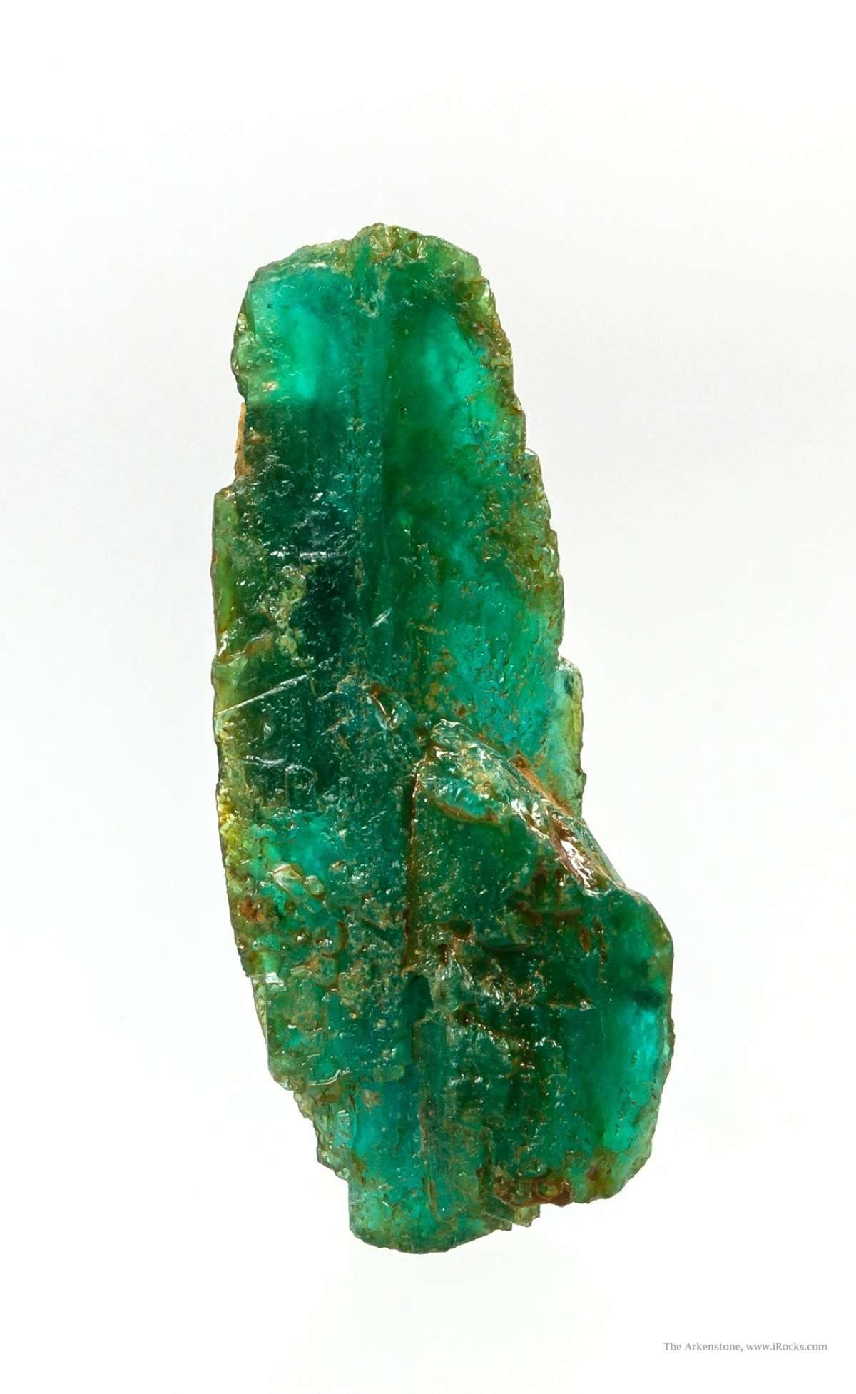 Krohnkite uncommon hydrated sodium copper sulfate good crystals ONLY
