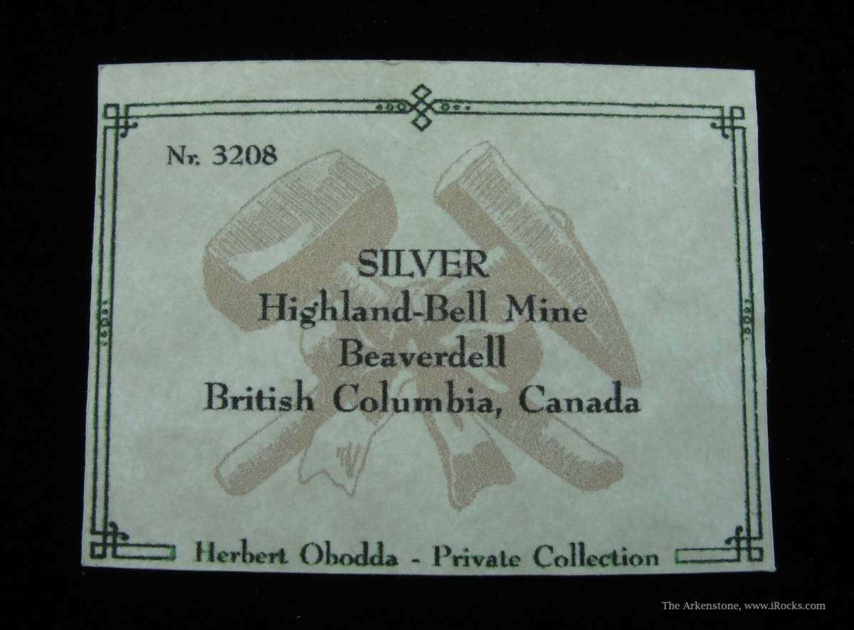 The Highland Bell operational century known collectors rich